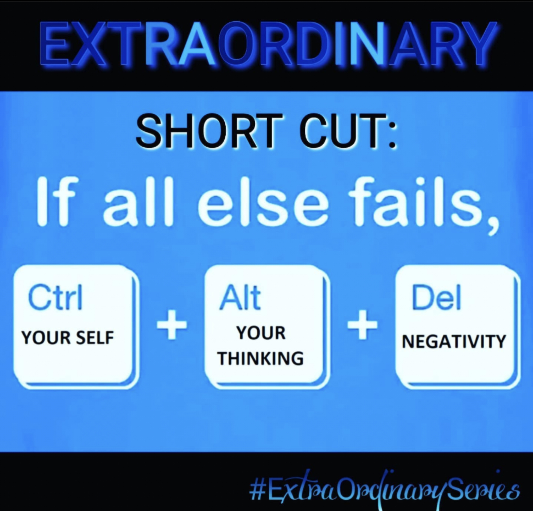ExtraOrdinary Shortcut